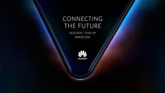 Изненада! Гъвкавият смартфон на Huawei с премиера на 24 февруари