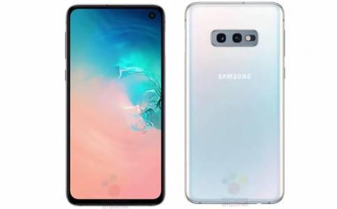 Официални снимки на малкия Galaxy S10. Samsung версия на iPhone XR?