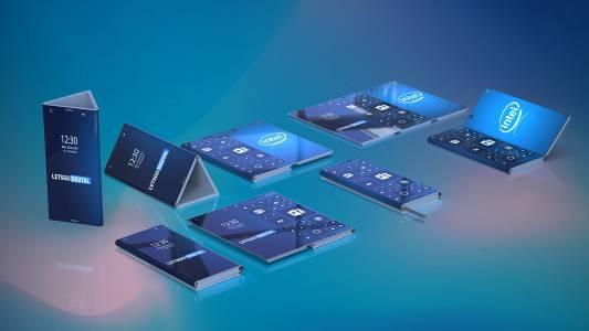 """""""Гъвкавият"""" смартфон на Intel смазва концептуално (СНИМКИ)"""