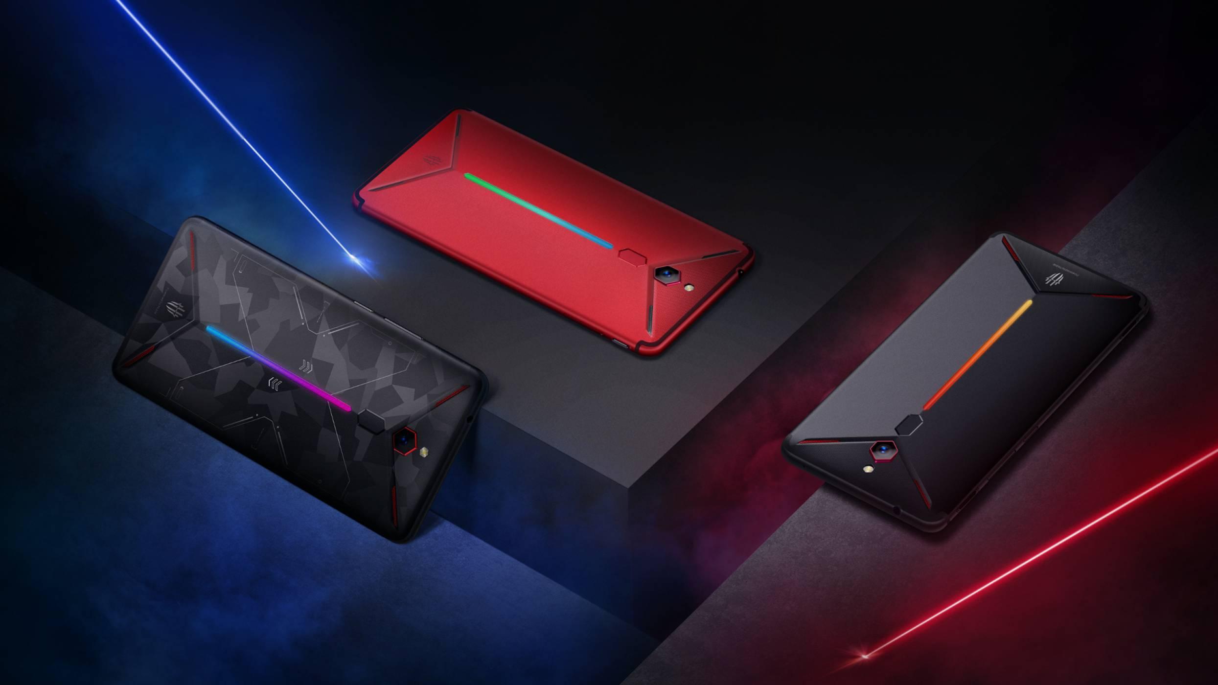 nubia Red Magic Mars запази титлата на най-бърз Android телефон в AnTuTu