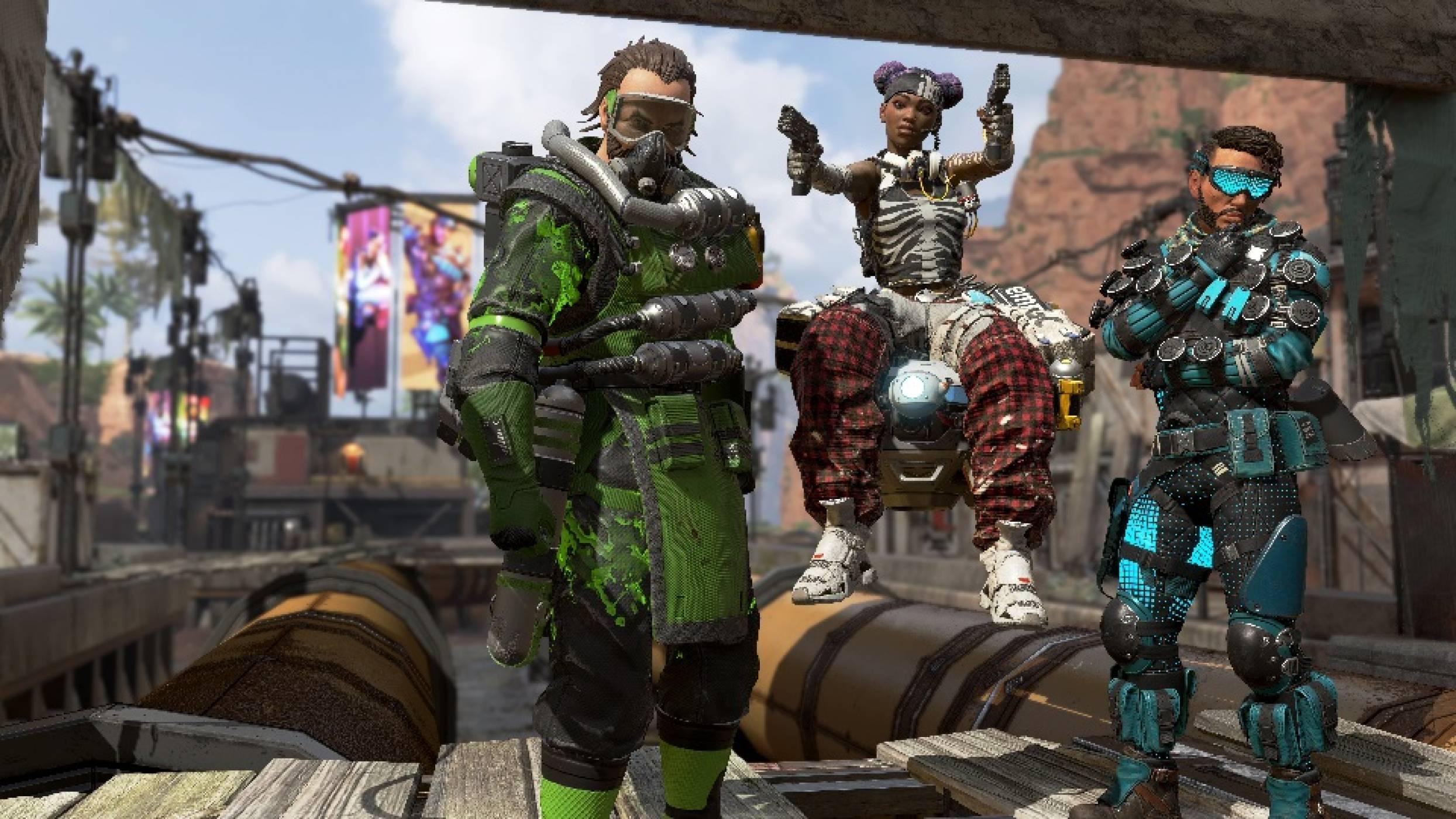 Новата battle royale сензация Apex Legends събра милион играчи за 8 часа