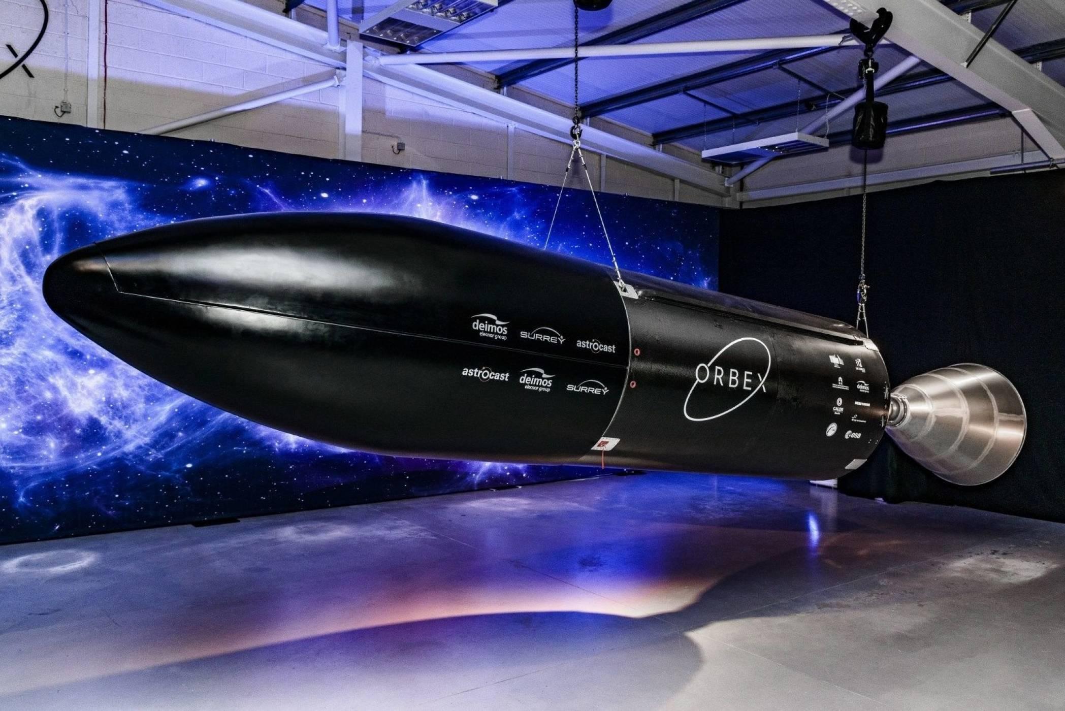 Това е най-големият 3D принтиран ракетен двигател в света