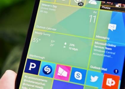 Microsoft показаха новия външен вид на менюто Start  (СНИМКИ)