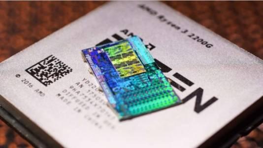 """NSFW: уникални """"голи"""" снимки на някои от най-съвършените модерни микропроцесори"""