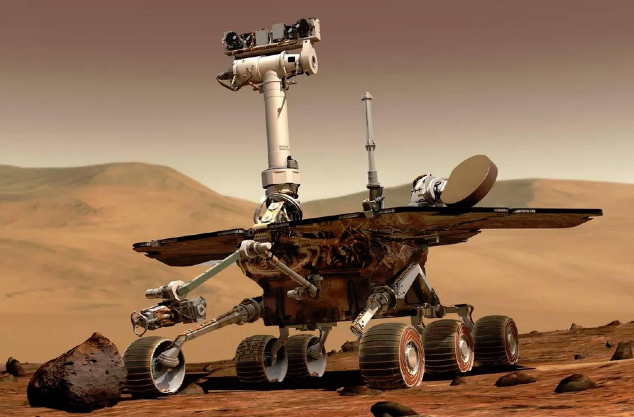 NASA се сбогува с Opportunity след 8 безответни месеца на Марс