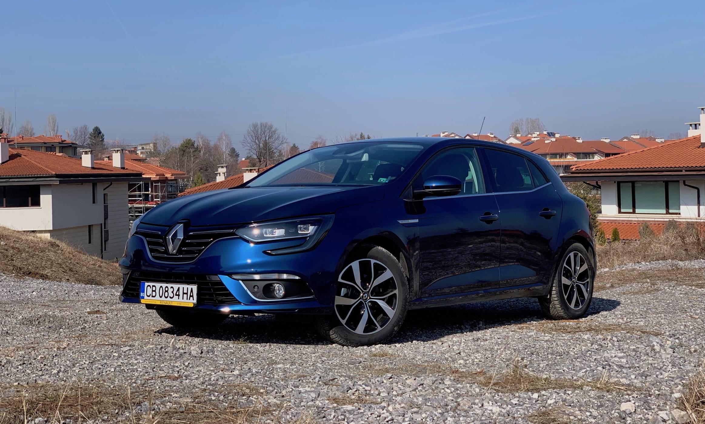 2019 Renault Megane и 1.3 TCe: неочаквано добра комбинация (тест драйв)