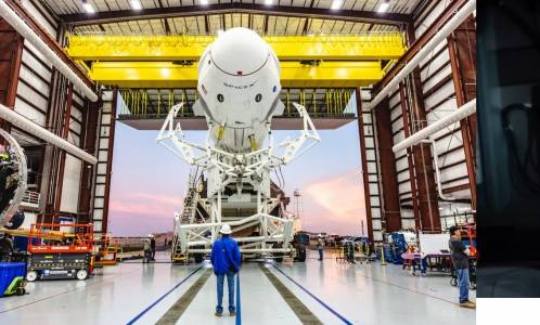 Първият полет на кораба Crew Dragon на SpaceX ще стане на 2 март