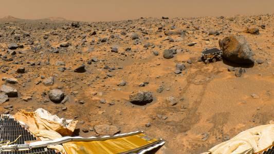 За космически туристи: NASA вече предава прогнозата за времето на Марс