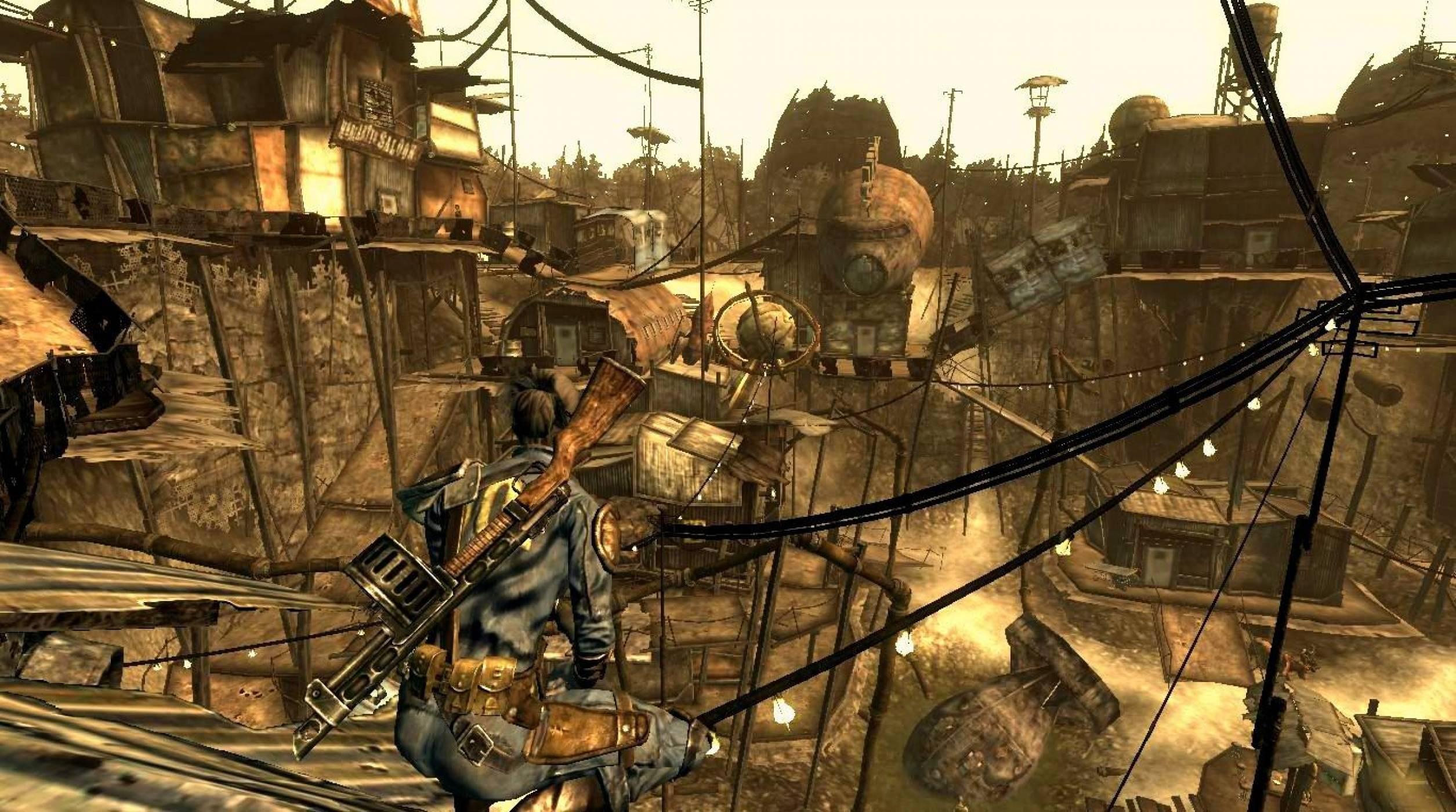 Мистериозната нова игра на Bethesda: римастър на Fallout 3 и/или New Vegas