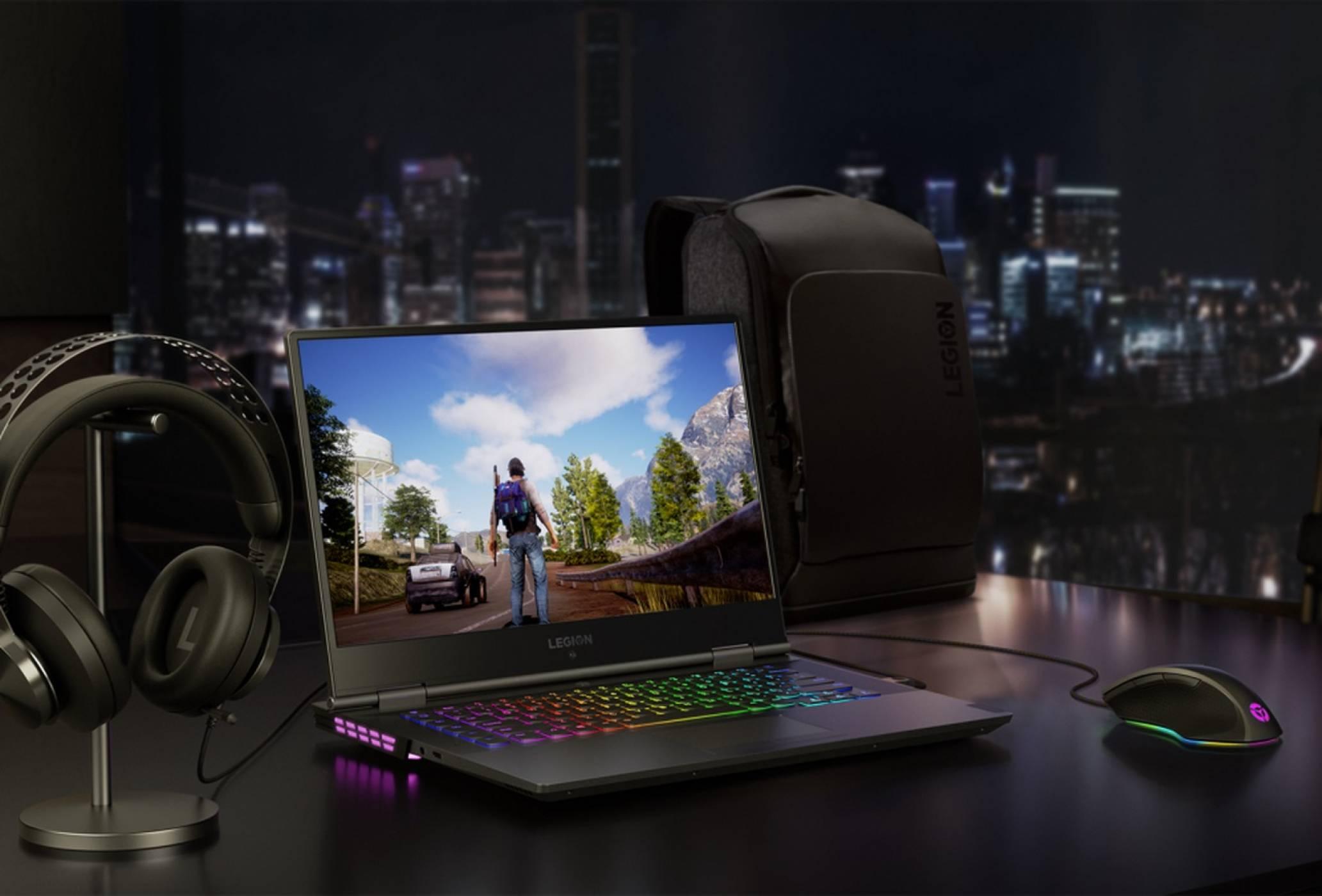 Това е лаптопът на мечтите. Игрите на него са космос! (ВИДЕО)