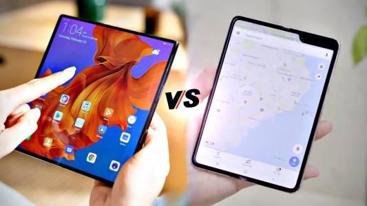 MWC2019: CEO-то на Huawei сподели мнението си за дизайна на Galaxy Fold
