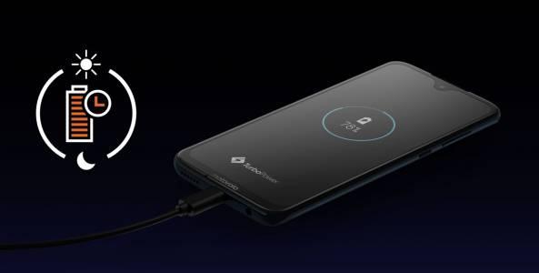 Любопитен модел е най-бързо зареждащият се смартфон. Предлага се и в България