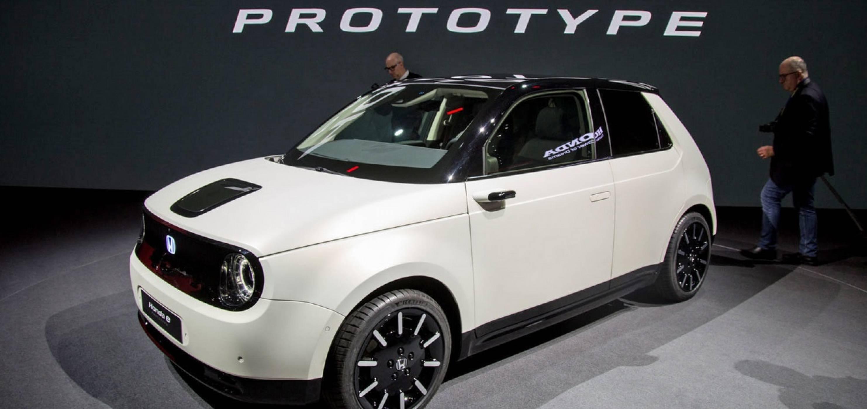 До 2025 г. всички коли на Honda в Европа ще имат електрическа технология