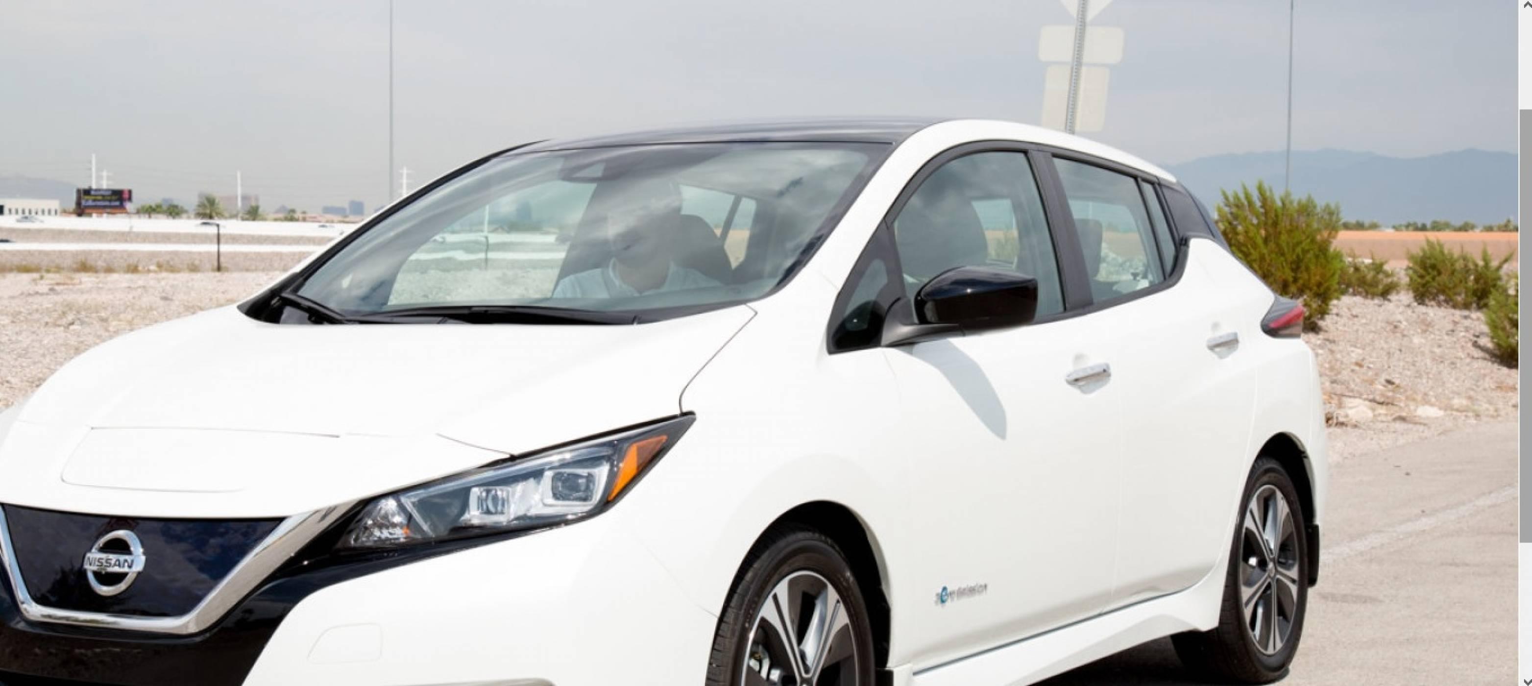 Nissan Leaf е първата е-кола с 400 000 продажби