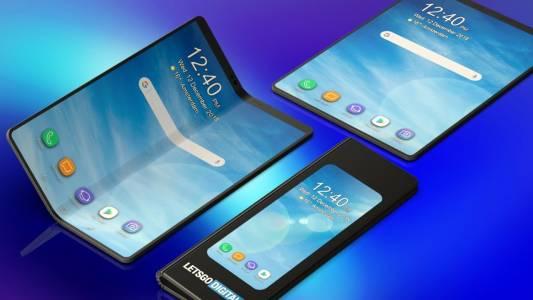 Samsung иска да продаде технологията зад Galaxy Fold на Apple и Google
