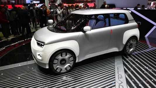 Fiat Centoventi е е-кола за народа (ВИДЕО)