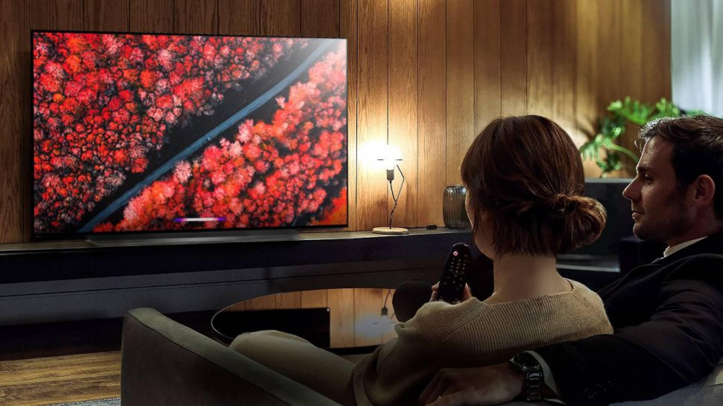 LG вкарва по-малък и евтин OLED телевизор в домовете на хората