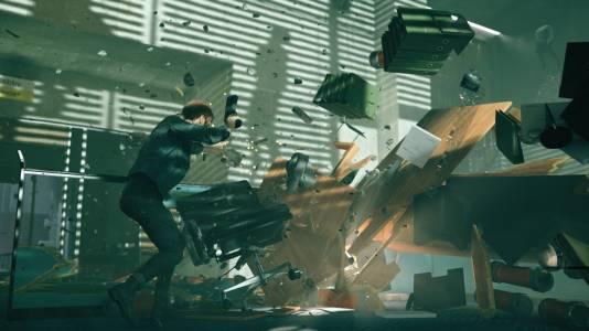 Control: новата игра на създателите на Alan Wake и Max Payne излиза през лятото