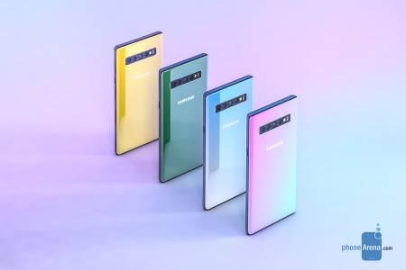 Samsung Galaxy Note 10 ще изглежда стилно, ако съдим по тези снимки