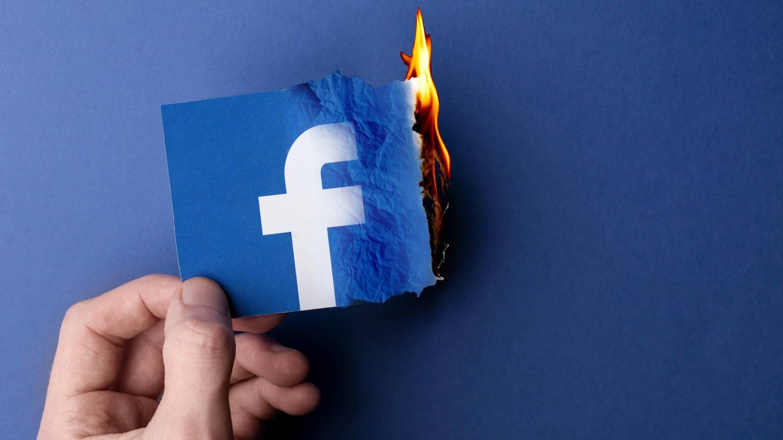 Facebook се срина жестоко - какво се случва?