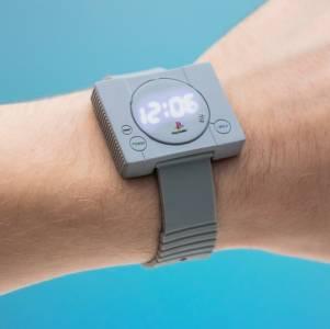 Това  е симпатичен PlayStation часовник, който бихме носили  (СНИМКИ)