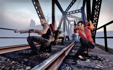 Създателите на мултиплейър хита Left 4 Dead се завръщат с Back 4 Blood
