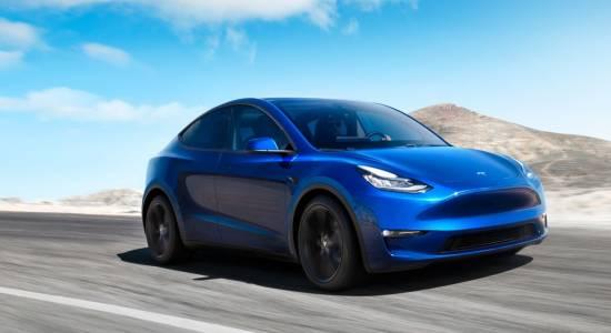Tesla обяви Model Y, каталогът вече е S3XY