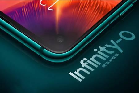 Samsung иска да скрие камерата под дисплея на телефона