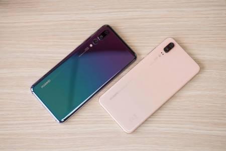 Samsung произвежда дисплея на Huawei P30?