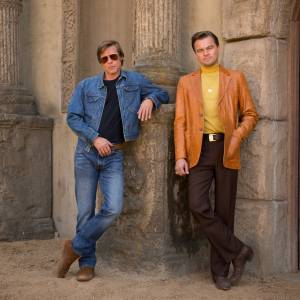 Once Upon a Time in Hollywood на Тарантино с як нов плакат