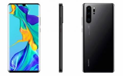 Huawei P30 Pro се появи в кратко видео, P30 в снимка