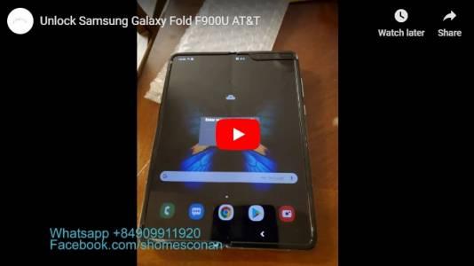 Как функционира Samsung Galaxy Fold в ръцете на обикновен потребител (ВИДЕО)