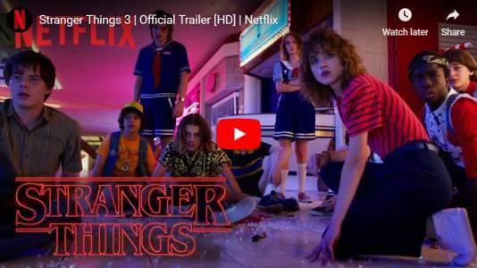 Дебютният трейлър на Stranger Things 3 е тук! (ВИДЕО)
