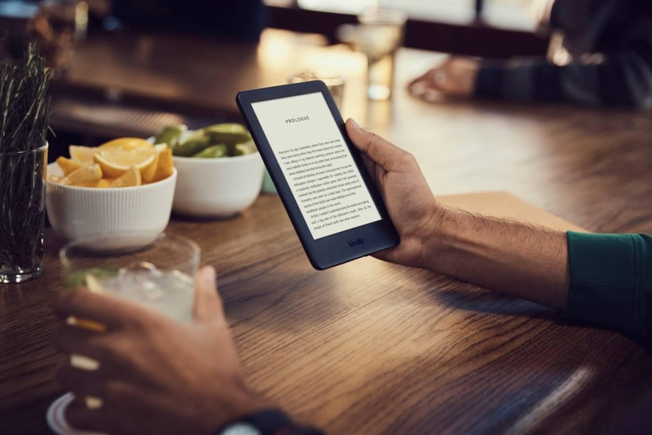 Новият Kindle е най-евтиният начин да четете в тъмното