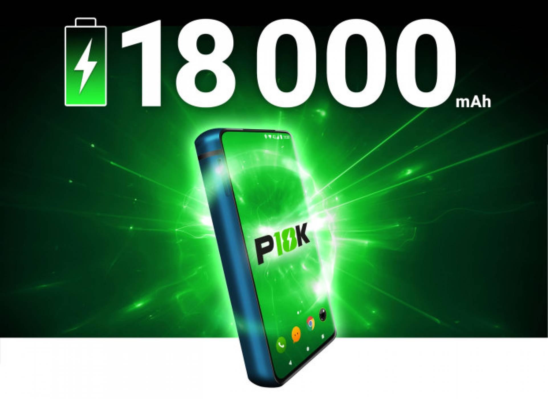 Известна е цената на телефона батерия Energizer Power Max P18K Pop (ВИДЕО)