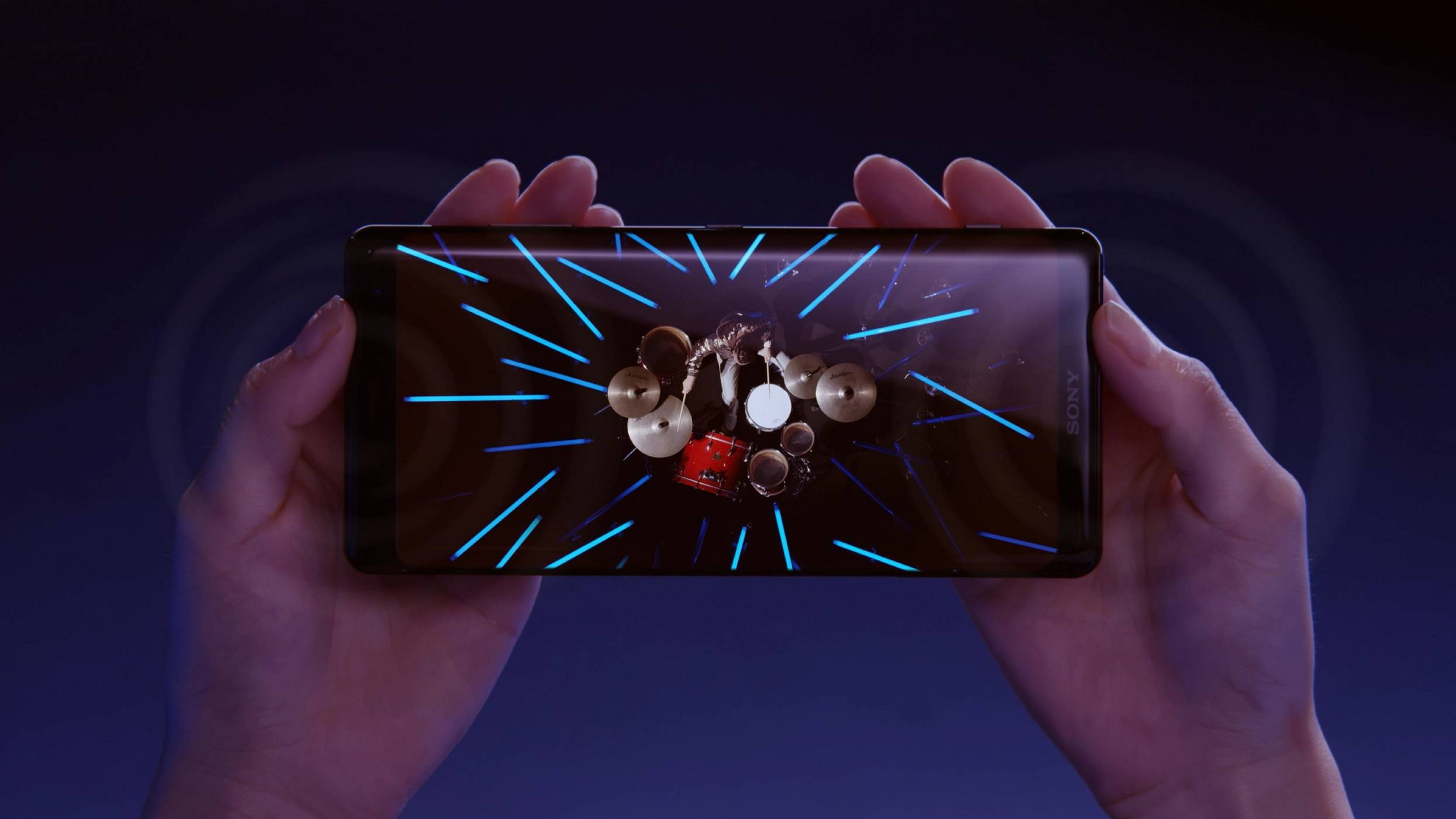 Модел на Sony спечели награда за най-красив смартфон на 2018