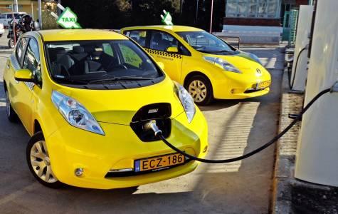 Осло става първият град в света, който ще зарежда безжично е-такситата