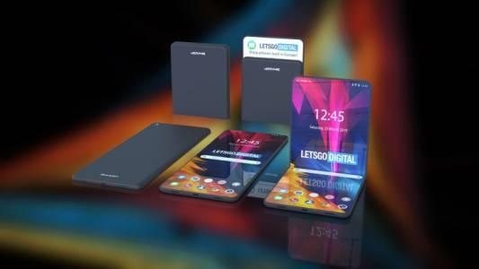 Това е заявката на Sharp за място при сгъваемите смартфони