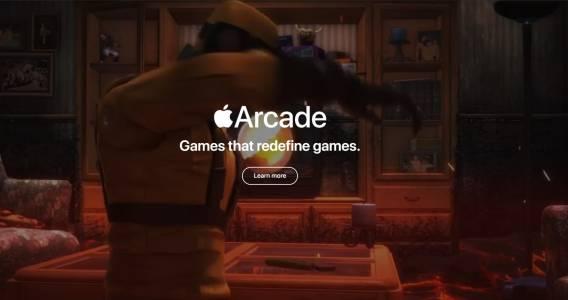 И Apple обяви своя собствена гейм платформа. Плюс още два големи анонса