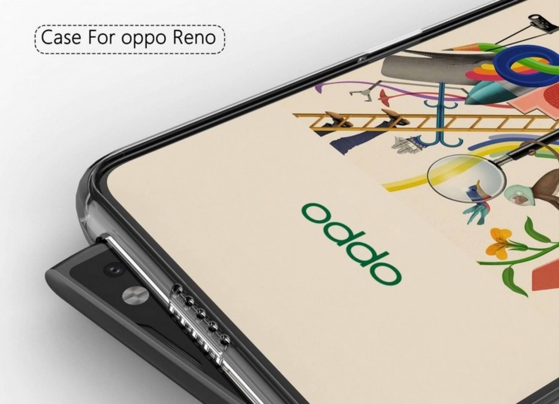 Селфи камерата на Oppo Reno е най-шантавото нещо, което ще видите днес (ВИДЕО)