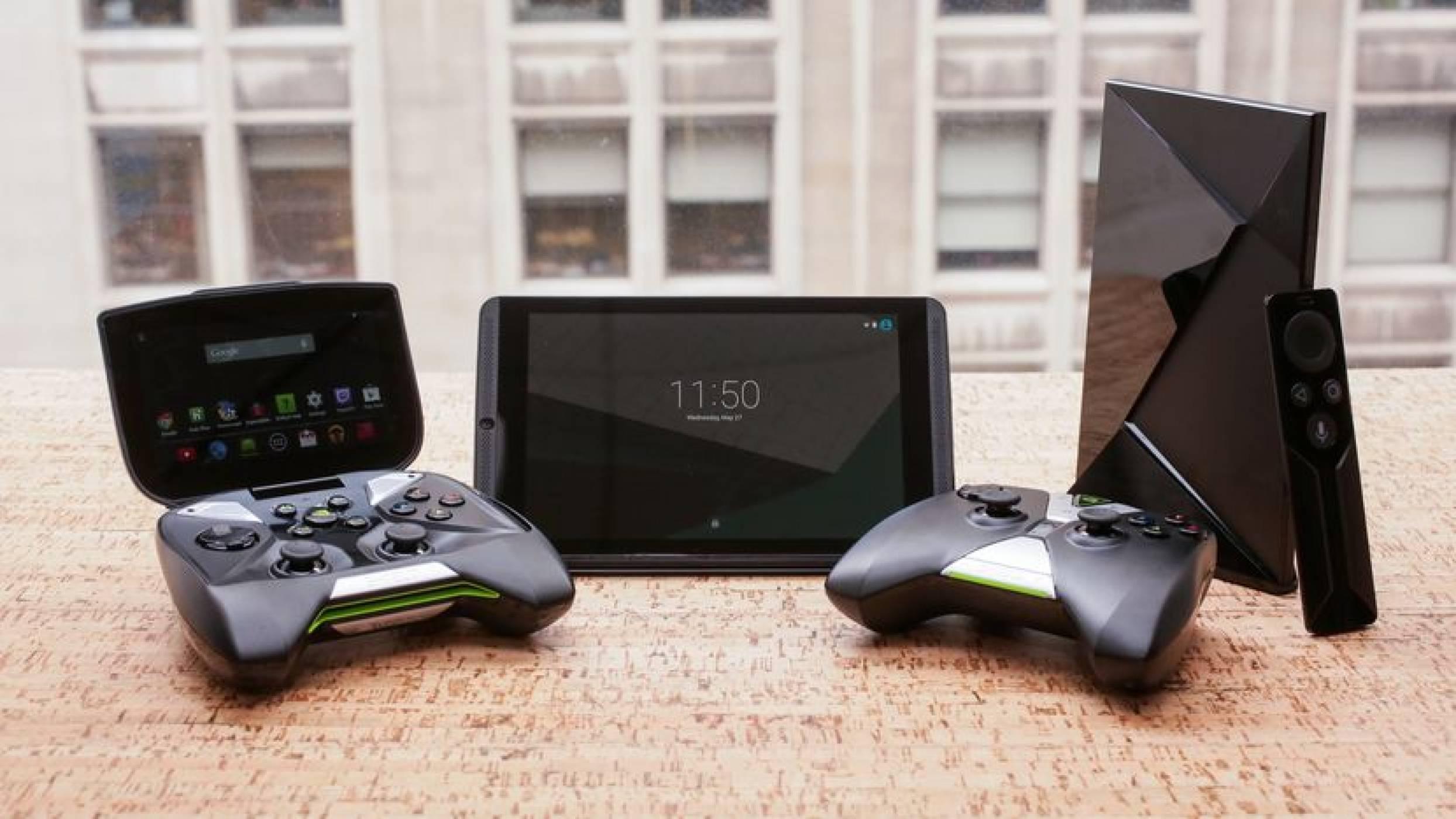 Nvidia готви ново Shield устройство за мобилен гейминг и мултимедия