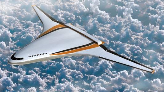 Самолетът на бъдещето или вашето лично кътче в небето