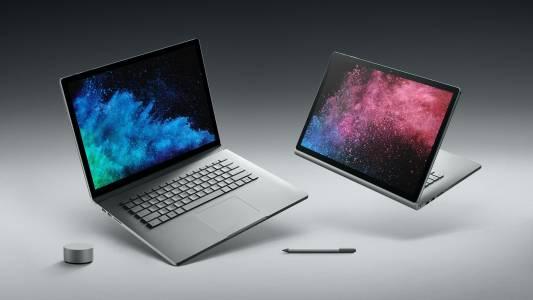 Microsoft обновяват Surface Book 2 моделите си (ВИДЕО)
