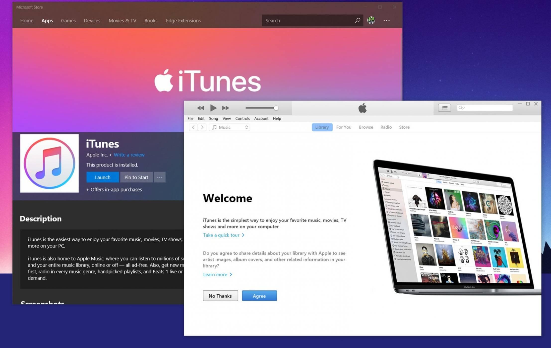 Краят на iTunes като платформа е близо