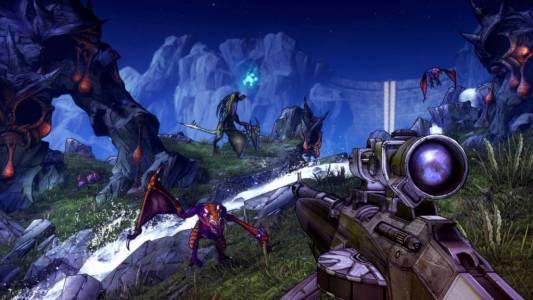 Над 4000 негативни ревюта заринаха поредицата Borderlands в Steam - и бяха премахнати набързо