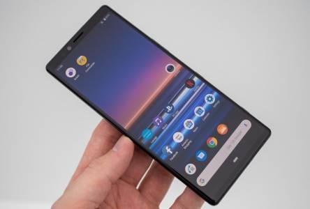 Новите Xperia телефони използват 21:9 дисплеи. Ето какво можете да гледате на тях