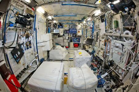 Гадни бактерии налазиха Международната космическа станция