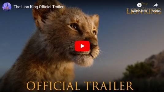 """Пуснахме сълза – трейлърът на """"Цар Лъв"""" е сила"""