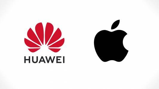 Huawei помага на Apple?