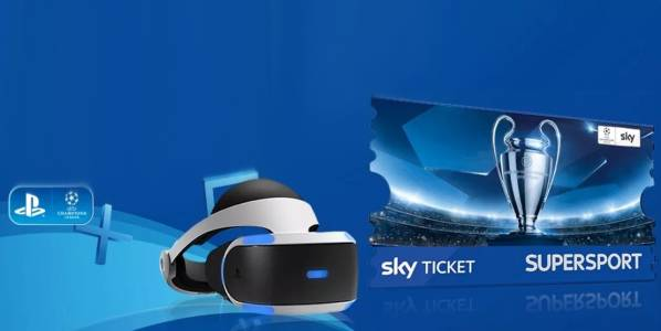 PlayStation VR ни праща на трибуните на финала на Шампионска лига?